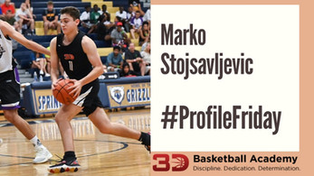 "#ProfileFriday Ep. 5 ""Marko Stojsavljevic"