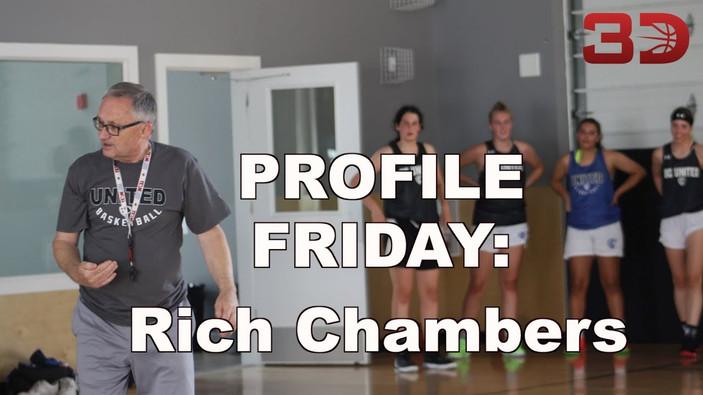 "#ProfileFriday Ep. 6 ""Rich Chambers"""