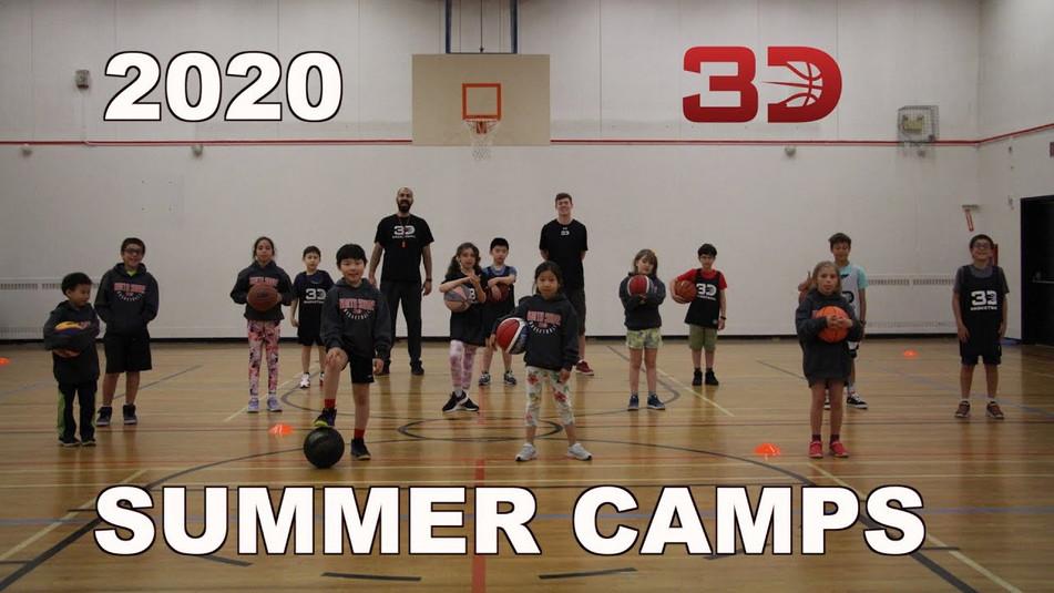 3D Summer Camps!