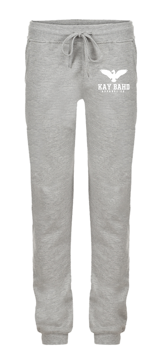 Grey Wingspread Sweatpants