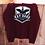 Thumbnail: Burgundy Crest Hoodie
