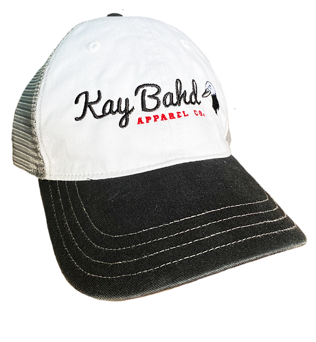 Classic Washed Trucker Hat