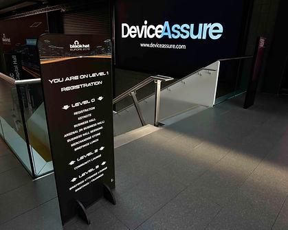 DeviceAssure at Blackhat London