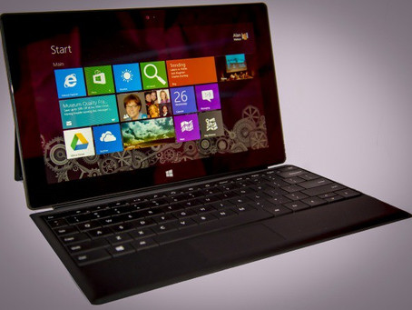 Alan Wallace: Microsoft Surface with Windows RT Review, Biggest Pros, Cons