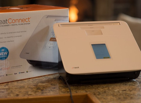 NEATConnect: Cloud Scanner + Digital Filing System (review)