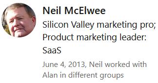 Neil McElwee LinkedIn