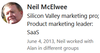 LinkedIn - Neil McElwee