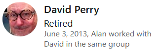 David Perry LinkedIn