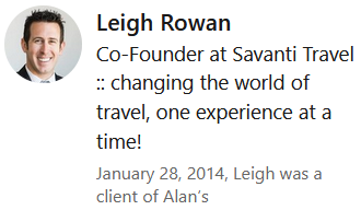 LinkedIn Leigh Rowan
