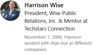 LinkedIn Harrison Wise