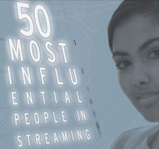 50 Most Inluential People in Streaming.j