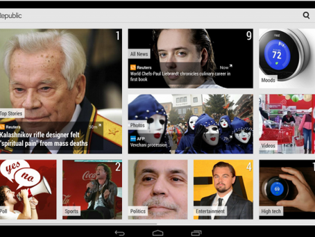 News Republic 4.0 for Android, Apple iOS: Free, Smart and Out Now