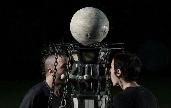 17 Genesis Técnica  Escultura Dimension