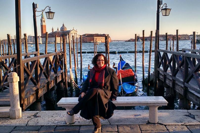 Malú em Veneza