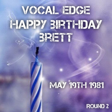 Round 2: Brett's Birthday