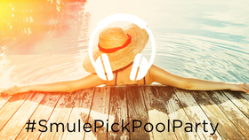 #SmulePickPoolParty