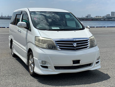 2007  Toyota Alphard AS MPV,  Due early October , £9750