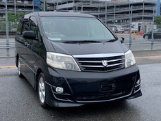 2008 AS Platinum Selection MPV, due late August  £ 9250