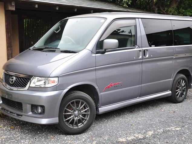 *** SOLD *** 2004Mazda Bongo Friendee £6995 Aero (SGEW) MPV , 2000cc, Metallic Grey, Auto, Petrol, £6995