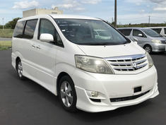 2006 Toyota Alphard MS Limited MPV, Due late October ,£9750