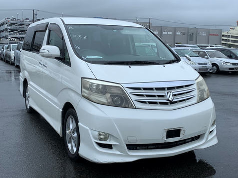 2005 Toyota Alphard MS MPV £8495 UK Stock
