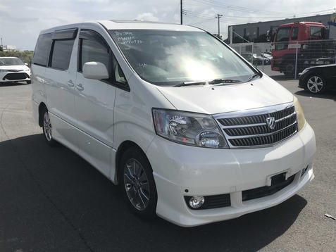 2005 Toyota Alphard MS  £8995      UK Stock