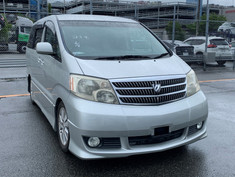 2003 Toyota Alphard AS 4WD MPV,  due late August,  £8495