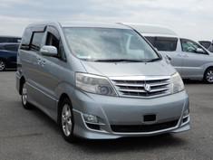 2008 Toyota Alphard  AS Platinum Selection 2 MPV, £9495