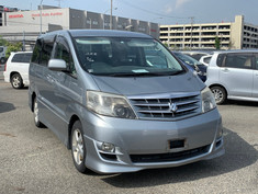 2006 Toyota Alphard V 4WD MPV,  Due Mid August 21    £8995