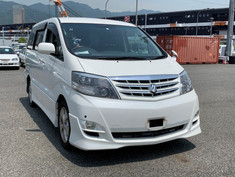 2008 Toyota Alphard Platinum Selection 2 MPV Due late August £8995