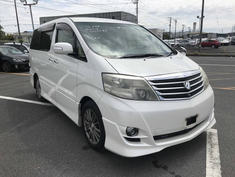 2007 Toyota Alphard MS Prime Selection MPV, Due Mid August,  £9495