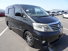 2007 Toyota Alphard AS Prime Selection MPV,  2360cc, Due early August   £****