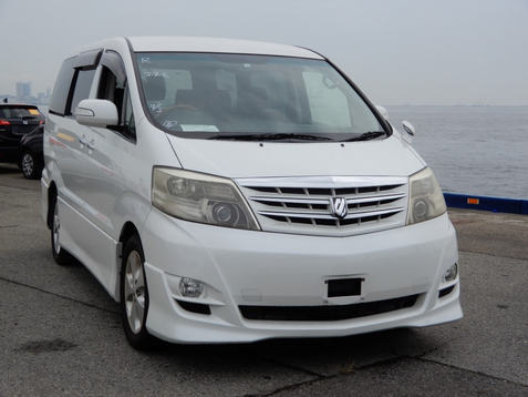 2008 Toyota Alphard MS Platinum Selection 2 MPV, £9995, UK Stock