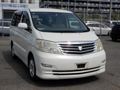 2006 Toyota Alphard MX L Edition MPV   £9250  UK Stock