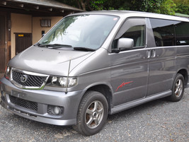 2006 Mazda Bongo Friendee Series VI MPV,    Due Mid September £8750  