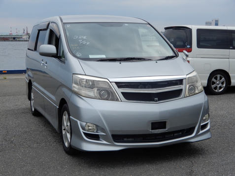 2006 Toyota Alphard MS Limited  MPV, £9495  UK Stock