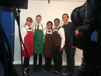 Shooting with Stater Bros. Markets