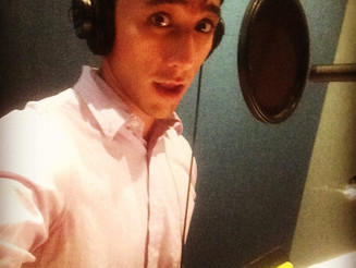 BOOKED - National Voiceover