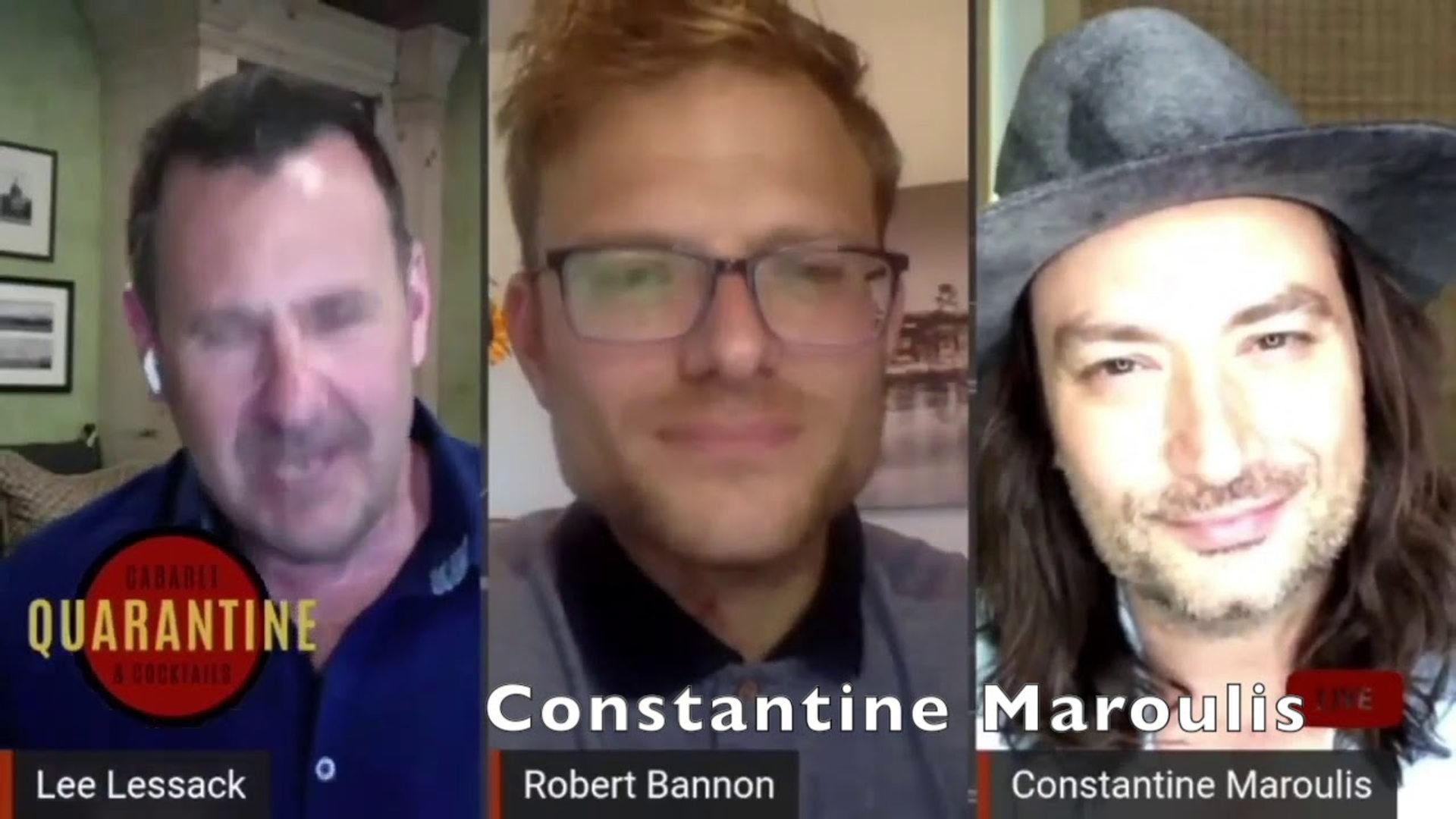 Quarantine, Cabaret, and Cocktails