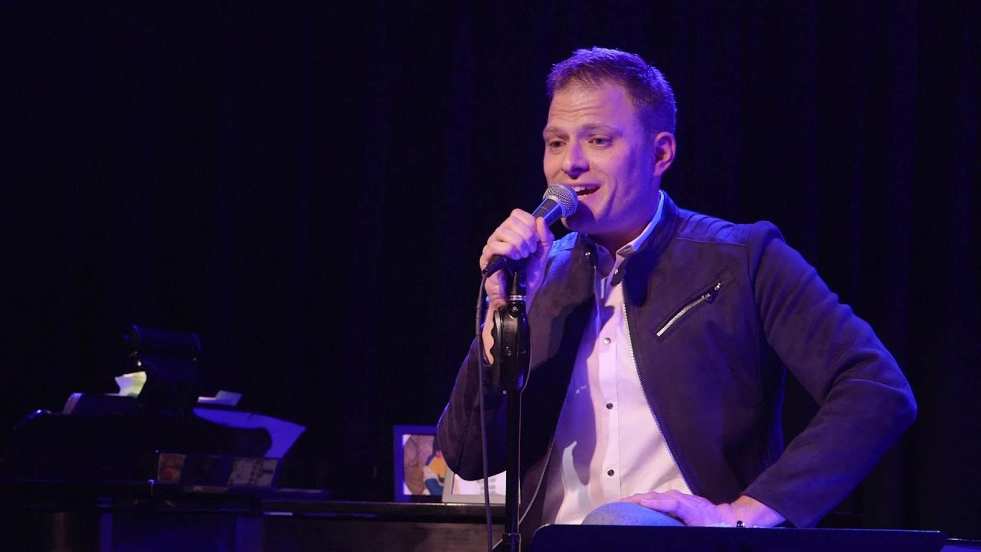 Live Show at the Triad Theatre 07/2018