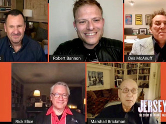 The Jersey Boys Cast Reunion