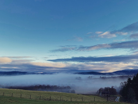 Cloud Inversions and 'Peace' in the Morning