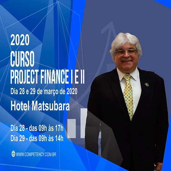 Curso Project Finance I e II