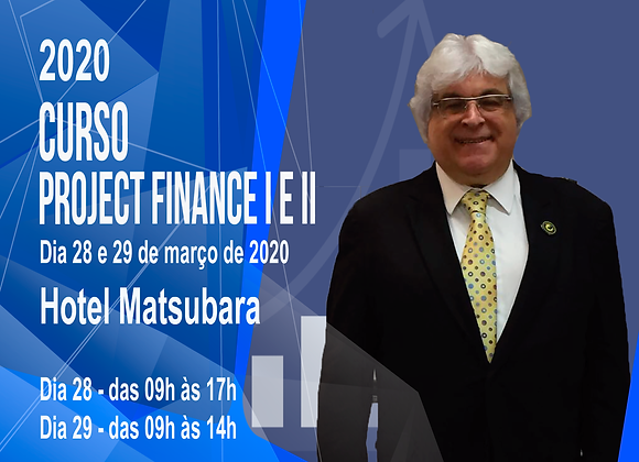 Curso Project Finance I e II
