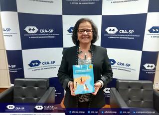 Palestra no CRA - Conselho Regional de Administração.