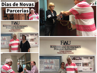 Visita a College of Business Administration