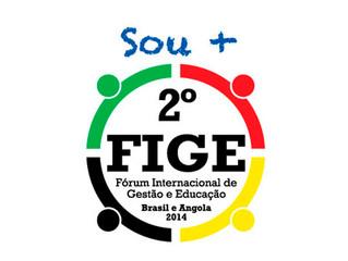 2º FIGE – Fórum Internacional de Gestão e Educaçã