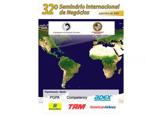 32º Seminário Internacional de Negócios