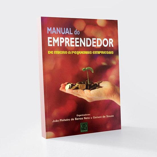 Manual do Empreendedor – De micro a pequenas empresa