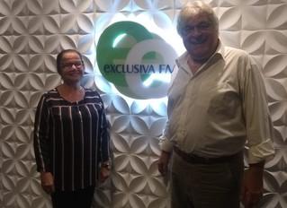 Project Finance na Rádio Exclusiva FM